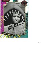 Chevy Chase Autographed Card