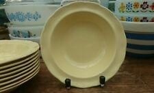 Vintage Grindley Laburnum Yellow Petal Ware Cereal Dessert Bowl  40's 50's VGC