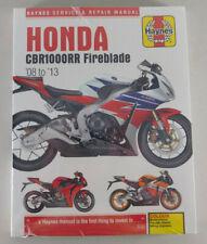 Reparaturanleitung Honda CBR 1000 RR Fireblade, Baujahr 2008 - 2013