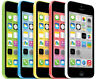 Apple iPhone 5C 4S GSM FACTORY UNLOCKED Cell Phone White Blue Green Yellow Pink