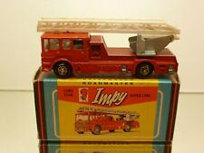 IMPY LONE STAR 30 MERRYWEATHER HTTL FIRE ENGINE - RED - EXCELLENT IN BOX