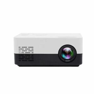 Mini Projector 320*240 Pixels Supports 1080P HDMI USB Beamer Home Media Player O
