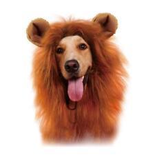 Lion Mane Costume for Dog Lion Wig for Dog Large Pet Festival Party Fancy Hair