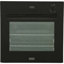 Stoves SGB600PS Built In Gas Single Oven 60cm Black New from AO