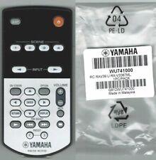 New Yamaha Remote RAV39 WU74100 for Receiver RX-A2000 RX-A3000 Sub4 RX-V2067