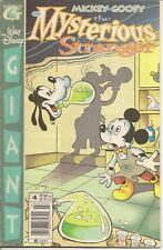 Walt Disney Giant (Gladstone-1995)#4 Mickey & Goofy in the Mysterious Stranger