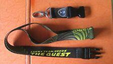 Black Lanyard Adidas Launches The Quest Every Team Needs the Quest Neck Strap