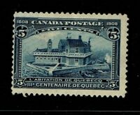 Canada SC# 99, Mint Hinged, Hinge Remnant, top and center thin - S3907