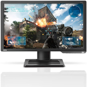 BenQ ZOWIE XL2411P 24 Inch 144Hz Gaming Monitor / 1080P 1ms / Black eQualizer an