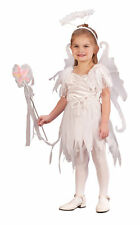 Angel Fairy Child Girls Costume Good Fairy Angel Pixie Princess Halloween Dress