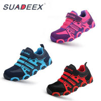 Boys Girls Kids Breathable Sneakers Toddler Sport Althletic Walking Runing Shoes