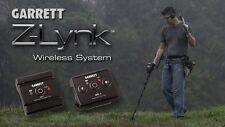 Garrett Z-Lynk Wire Free Headphone System