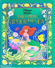 Disney The Little Mermaid HC :Tales from Under the Sea (1991) Disney Press