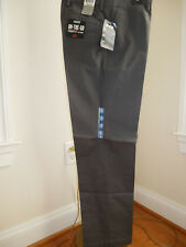 Dockers Signature Collection On-The-Go Straight Fit Flat Front Pants 30x32 NEW
