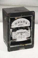 GE General Electric 704X63G144 120V 3w 3-Phase 60Hz Kilovarhours WattHour Meter