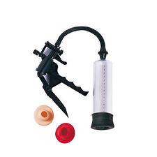 Seven Creations The Perfect Pump Pompe Pénis avec 3 Manchettes (SEVCR00275)