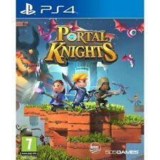Portal Knights (PS4)  BRAND NEW AND SEALED - QUICK DISPATCH