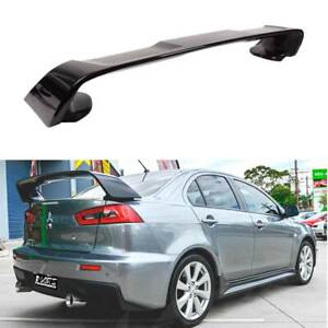 Personalized ABS Rear Trunk Wing Spoiler for Mitsubishi Lancer2.0 2.4L 2007-2019