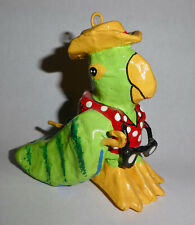 Jimmy Buffett ~ Margaritaville Parrot Ornament ~ Macaw / Bird ~ Decoration
