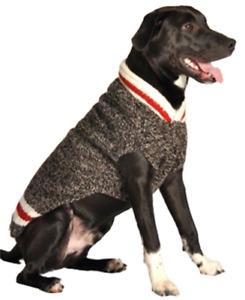 Chilly Dog Boyfriend Dog Sweater - XL - 100% Wool - Handmade - Super Warm - NWT