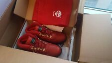 Supreme® / Timberland Field Boot Size 8, Red ! NWB Waterproof! Limited Edition!