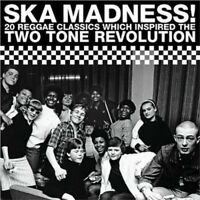 Ska Madness! - Various Artists (NEW CD)