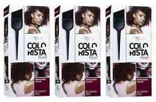 L'Oreal Paris Colorista Paint # Cherry Red Hair Dye Permanent Colour 3X Dyes