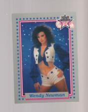 1992 Enor Dallas Cowboys Cheerleaders #30 Wendy Newman card
