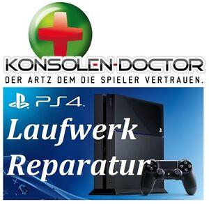 Playstation 4 PS4 Laufwerk Laser defekt Reparatur Eject Fix Auswurf NEUWARE