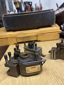 multifix toolpost Schaublin Myford Lorch Watchmakers