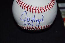 JASON HEYWARD SIGNED OFFICIAL MLB BASEBALL - CHICAGO AUTO JSA