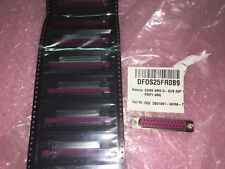 FOXCONN Connector D-Shell PCB Mount Plug 15-Pin Socket 0.09 Pitch *NEW* 1//PKG