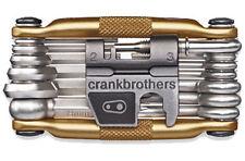 Crank Brothers Multi-19 Mini Bicycle Multi Tool Gold