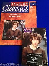 Talking Book Classics 2 Cassettes Magazine Charles Dickens - Oliver Twist 4