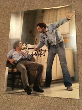 JUDD HIRSCH SIGNED 11X14 PHOTO EXACT PROOF COA AUTOGRAPHED TAXI