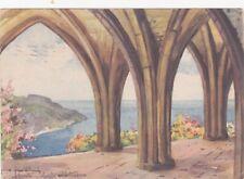 RAVELLO CRIPTA DI VILLA CIMBRONE Postcard Italy posted