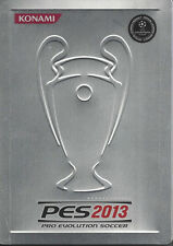 Ps2 • Ps3 • Xbox360 • Pc STEELBOOK STEELBOX METAL BOX CUSTODIA PES 2013 no game