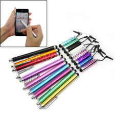 20 Pcs Capacitive Touch Screen Stylus Pen For Tablet iPad iPhone iPod Set New