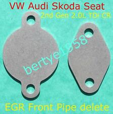 EGR valve block Kit For 2.0L TDi CR VW SEAT SKODA  AUDI  2nd Generation only S/S