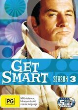 GET SMART : SEASON 3 : NEW DVD