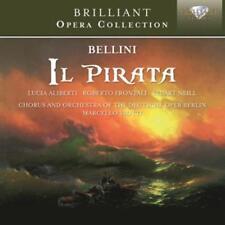 Lucia Aliberti - Bellini: Il Pirata