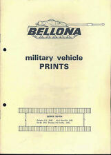 BELLONA 7 RUSSIAN SU.85 TANK DESTROYER / US ARMY M41 155mm HMC / PZKW III Ausf F