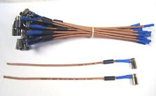 ONE 6 INCH FLEXIBLE MICROWAVE COAX CABLE SMB to PCB