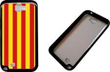 funda carcasa dura para samsung galaxy note 2 bandera catalunya cataluña