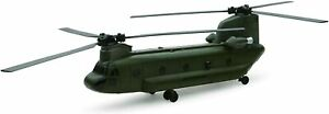 Boeing CH-47 Chinook - ARMY 1/60 Scale Diecast Helicopter Model by NewRay