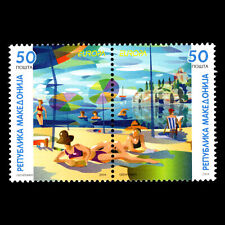 Macedonia 2004 - EUROPA Stamps - Holidays - Sc 305 MNH