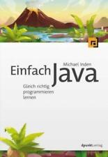 Einfach Java -Gleich richtig programmieren lernen-Mängelexemplar, gut
