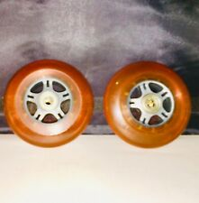 NBK Z809 Rollerblade Skate Wheels Includes Ball Bearings