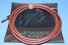 10' TRS/XLR Balanced Cable ~EA Forte 10 foot (ft) Gold or Nickel Plugs~ FREE BAG