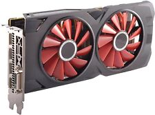 XFX RX 570 4GB GDDR5 RS XXX Edition PCI-Express 3.0 Graphics Card, Black/Red